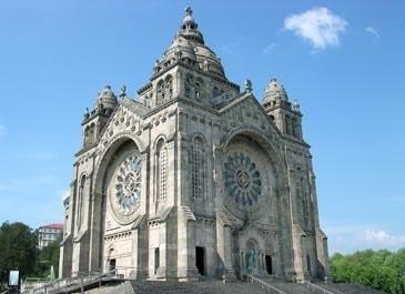 Igreja de Santa Luzia detalhes